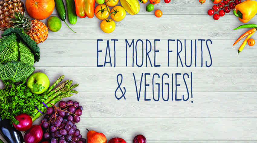 Fruits and Veggies: More Matters