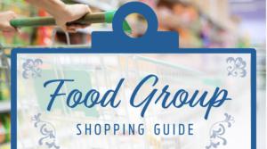 USPM food group shopping guide