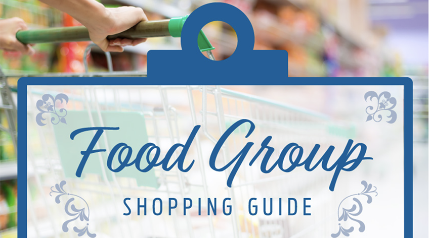 USPM food group shopping guide