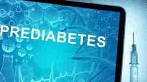 Prediabetes and type 2 diabetes