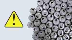 Danger of energy drinks